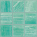 Murano glass mosaic B10 no 247/ 116 pc