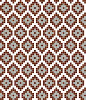 WALLPAPER MOSAIC ETHNIC C
