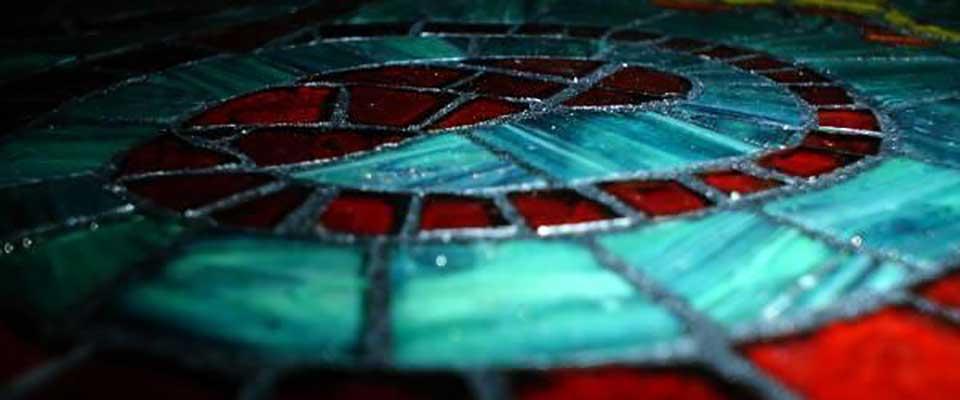 Edles Mosaik für Basteln & Hobby